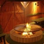 grill ,miejsce spotkań towarzyskich